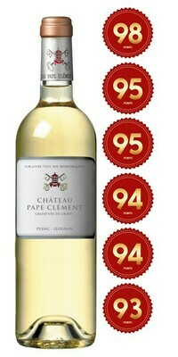 Chateau Pape Clement - Pessac-Leognan Blanc 2016 (Pre-Order - 1 week delivery time)