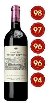 Chateau La Mission Haut Brion - Pessac-Leognan 2017 (Pre-Order - 1 week delivery time)