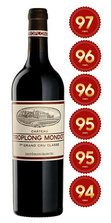 Chateau Troplong Mondot - St Emilion 1st Grand Cru 2016