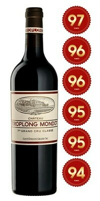 Chateau Troplong Mondot - St Emilion 1st Grand Cru 2016 (Pre-Order - 1 week delivery time)