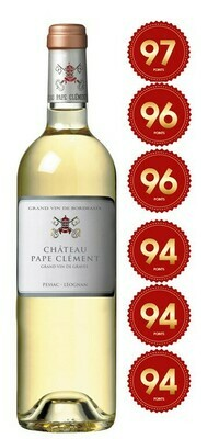 Chateau Pape Clement - Pessac-Leognan Blanc 2017 (Pre-Order - 1 week delivery time)
