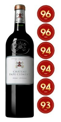 Chateau Pape Clement - Pessac-Leognan Rouge 2017 (Pre-Order - 1 week delivery time)