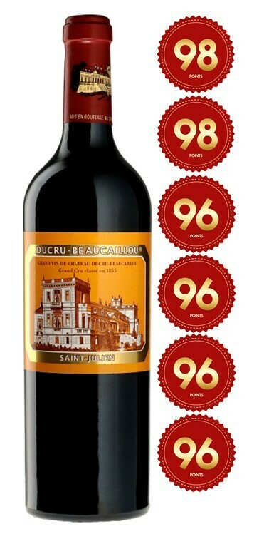 Chateau Ducru-Beaucaillou - St Julien 2017 (Pre-Order - 1 week delivery time)