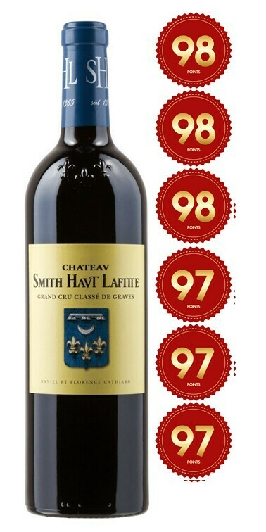 Chateau Smith Haut Lafitte - Pessac-Leognan Rouge 2016 (Pre-Order - 1 week delivery time)