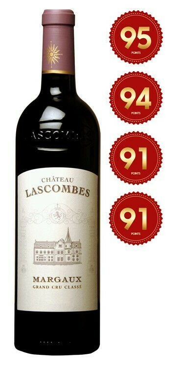 Chateau Lascombes - Margaux 2017 (Pre-Order - 1 week delivery time)