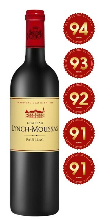 Chateau Lynch-Moussas - Pauillac 2016 (Pre-Order - 1 week delivery time)