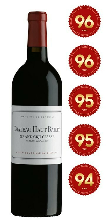 Chateau Haut-Bailly - Pessac-Leognan 2017 (Pre-Order - 1 week delivery time)