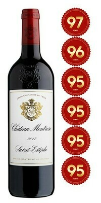 Chateau Montrose - St Estephe 2017 (Pre-Order - 1 week delivery time)