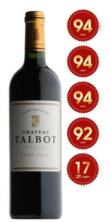 Chateau Talbot - St Julien 2016 (Pre-Order - 1 week delivery time)