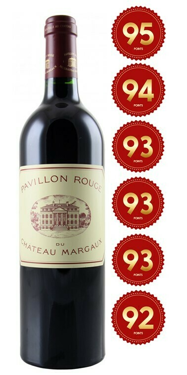 Pavillon Rouge du Chateau Margaux 2016 (Pre-Order - 1 week delivery time)