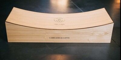 The Curve by Carruades De Lafite - Pauillac (10btls Limited Edition Box)