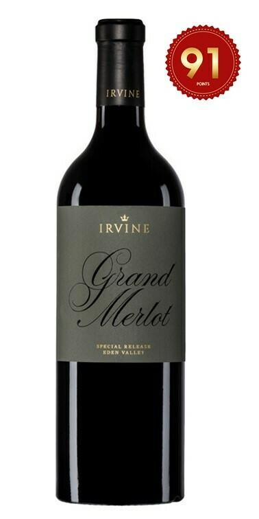 Irvine 'Grand' Merlot