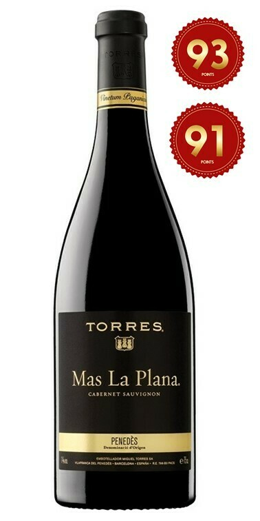 Torres 'Mas La Plana' Cabernet Sauvignon 2015