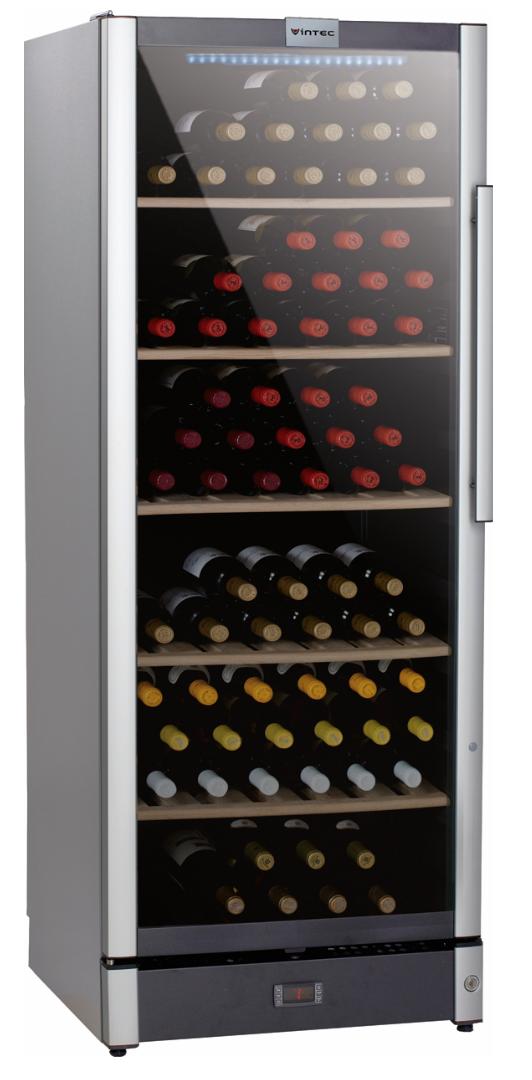Vintec 'Allure Series' Wine Cabinet - 120 bottles - Single/Multi Temperature (VWM122SAA-X)