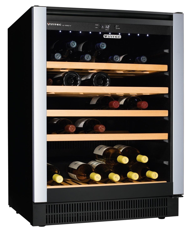 Vintec 'Allure Series' Wine Cabinet - 40 bottles - Single Temperature (VWS050SAA-X)