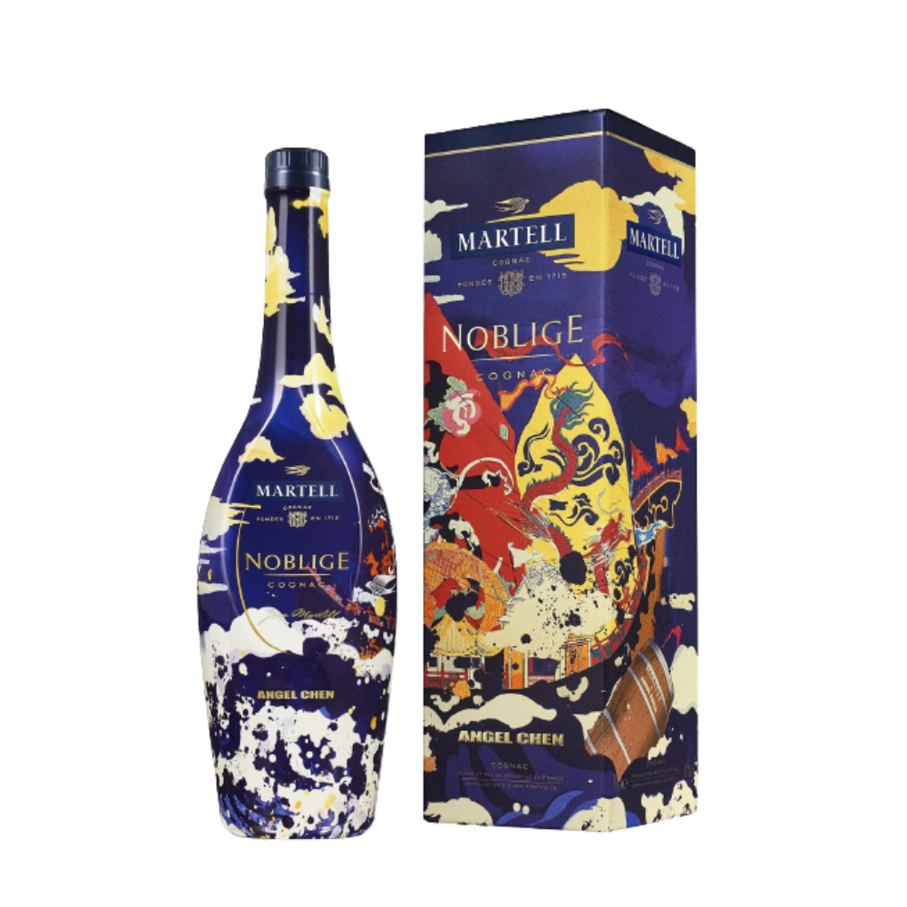 Martell 'Noblige' Cognac  (Limited Edition CNY Gift Pack by Angel Chen)