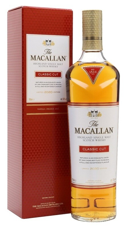 Macallan 'Classic Cut' Single Malt Whisky (2020 Limited Edition)