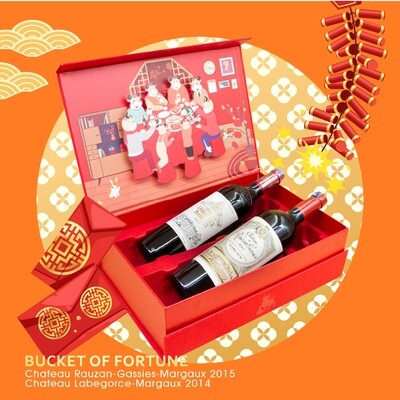 (Chateau Premium CNY Gift Pack) Bucket of Fortune