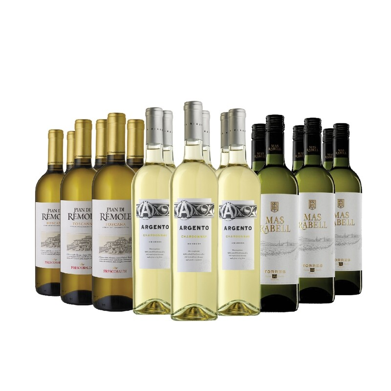(Bundle of 18) White for Everyone