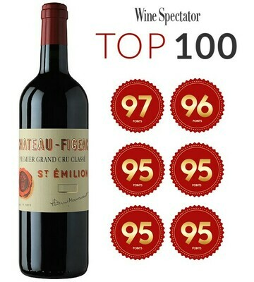 Chateau Figeac - St Emilion 1st Grand Cru 2017 (Pre-Order - 1 week delivery time)