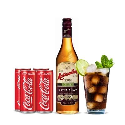 (Mixer Pack) Classic Cuba Libre