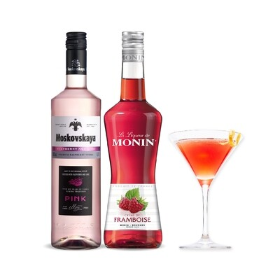 (Mixer Pack) French Martini