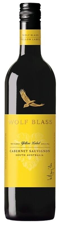 Wolf Blass 'Yellow Label' Cabernet Sauvignon