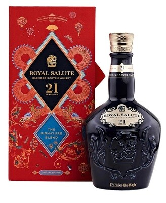 Royal Salute '21 Years Old - The Signature Blend' Scotch Whisky (CNY Limited Edition)