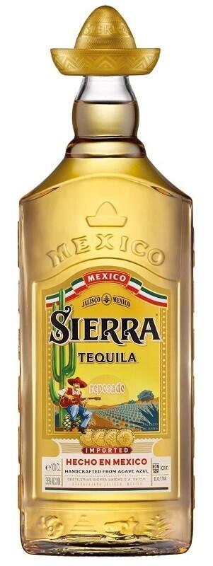 Sierra 'Reposado' Tequila (1,000ml Bottle)
