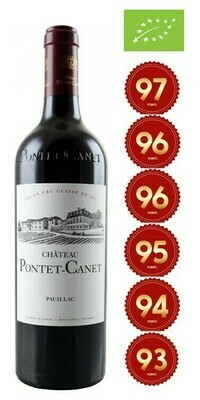 Chateau Pontet-Canet - Pauillac 2017 (Pre-Order - 1 week delivery time)