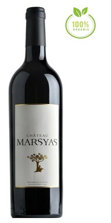 Chateau Marsyas Red 2010 (Magnum - 1,500ml)