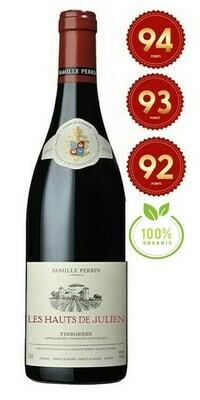 Famille Perrin 'Les Hauts de Julien' Vinsobres Single Vineyard 2012