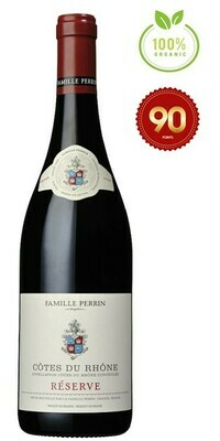 Famille Perrin 'Reserve' Cotes du Rhone Red