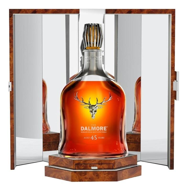 The Dalmore '45 Years Old' Highland Single Malt Whisky