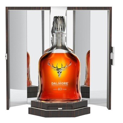 The Dalmore '40 Years Old' Highland Single Malt Whisky