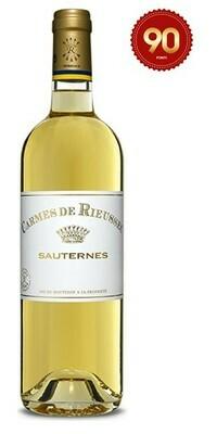 Carmes de Rieussec - Sauternes 2013