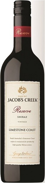 Jacob's Creek 'Reserve' Limestone Coast Shiraz