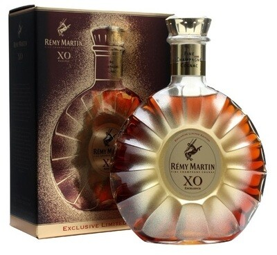 Remy Martin 'XO' Cognac (Limited Edition Gold Bottle)