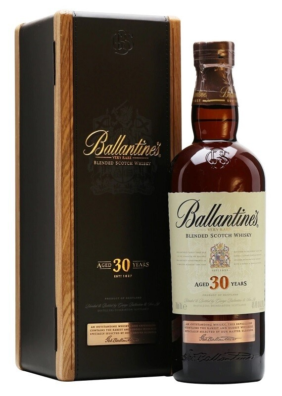 Ballantine's '30 Years Old' Blended Scotch Whisky