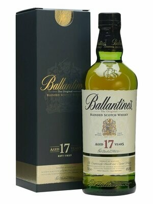 Ballantine's '17 Years Old' Blended Scotch Whisky