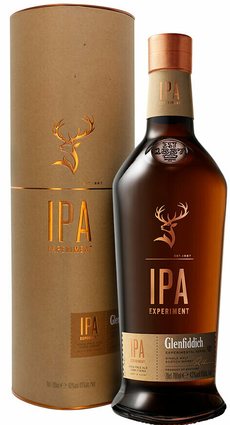 Glenfiddich 'IPA Experiment' Single Malt Scotch Whisky
