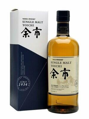Nikka 'Yoichi' Single Malt Japanese Whisky