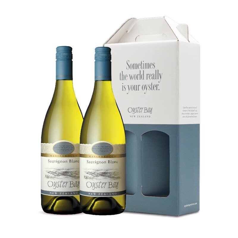 (Twin Pack) Oyster Bay Sauvignon Blanc