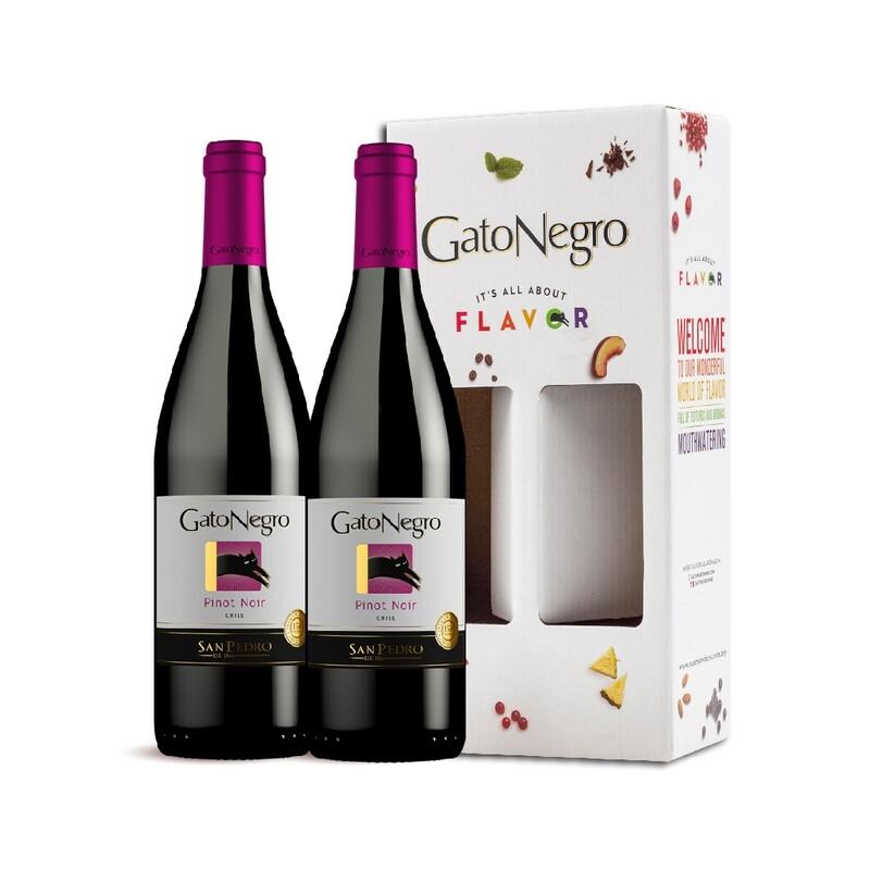 (Twin Pack) Gato Negro Pinot Noir