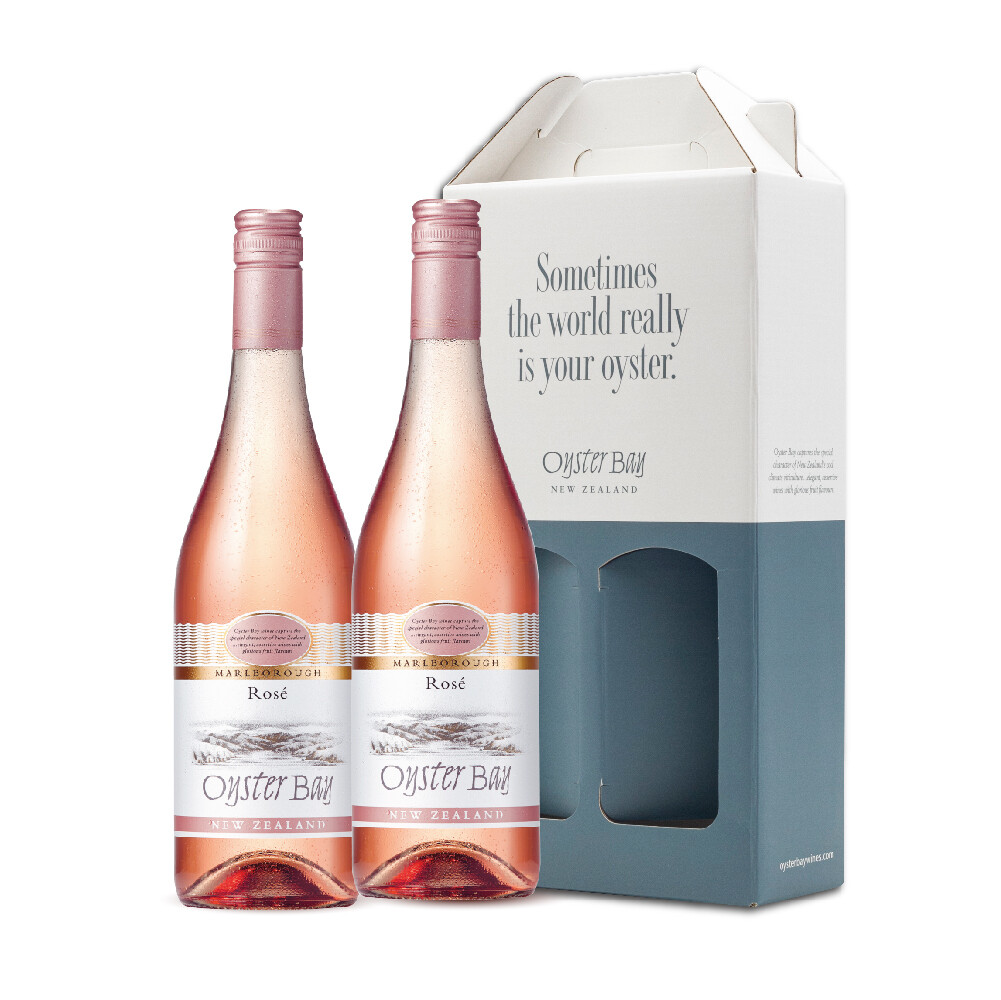 (Twin Pack) Oyster Bay Pinot Noir Rose