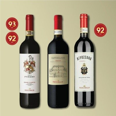 (Bundle Pack) Chianti Discovery Pack