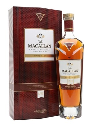 Macallan 'Rare Cask' Single Malt Whisky