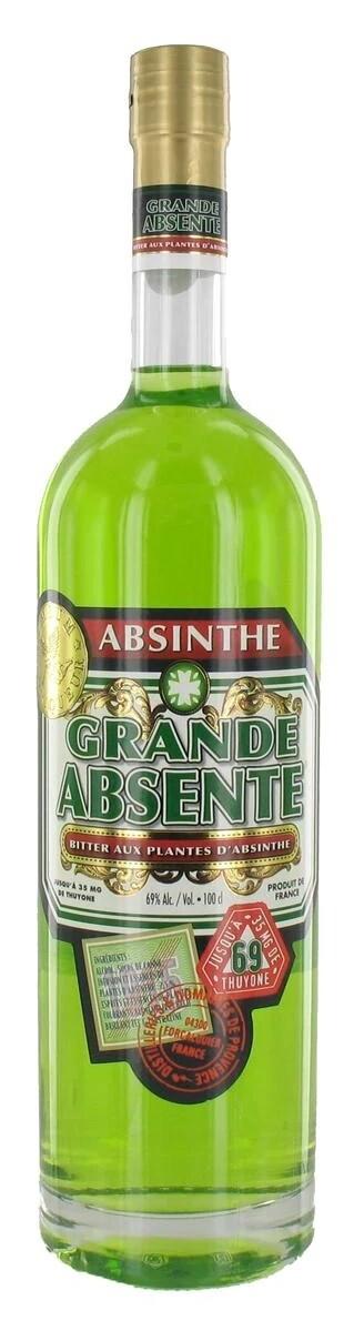 Absente 'Grande' Absinthe (69% - 1,000ml Bottle)