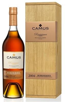 Camus 'Rarissimes - Borderies' Cognac Vintage 2004