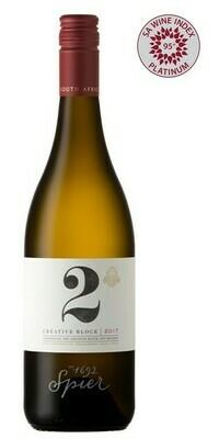 Spier 'Creative Block 2' Sauvignon-Semillon